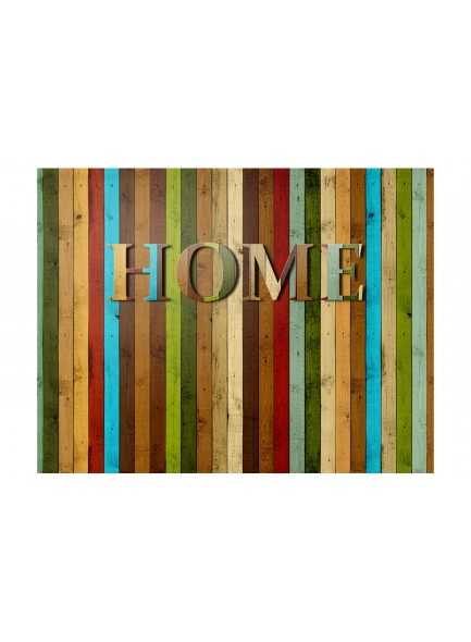 Fotobehang - Home decoration