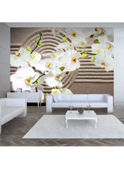 Fotobehang - Beautiful Zen Garden