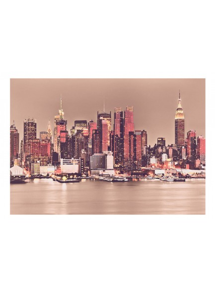 Fotobehang - NY - Midtown Manhattan Skyline