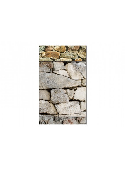 Fotobehang - Puzzle with stones